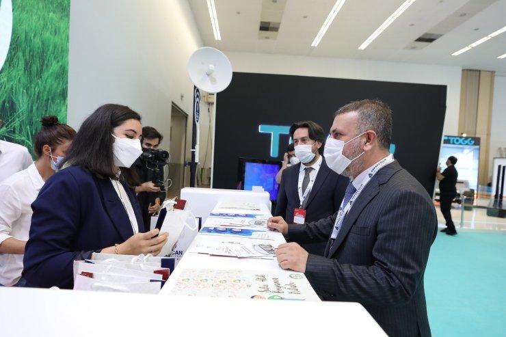 Sincan Belediyesi 3. Verimlilik ve Teknoloji fuarına katıldı