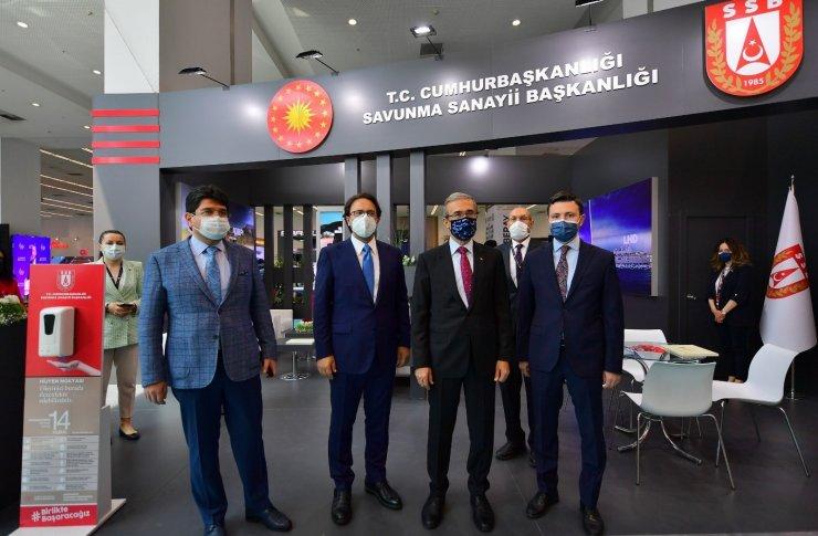 """SSB Başkanı Demir: """"Uzaya gidebildiğimiz bir dünyaya adım adım yürüyeceğiz"""""""
