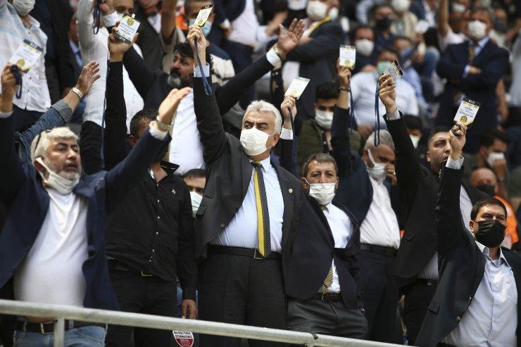 MKE Ankaragücü Olağan Genel Kurulu'nda başkan adayları Koca ve Akyüz açıklamalarda bulundu