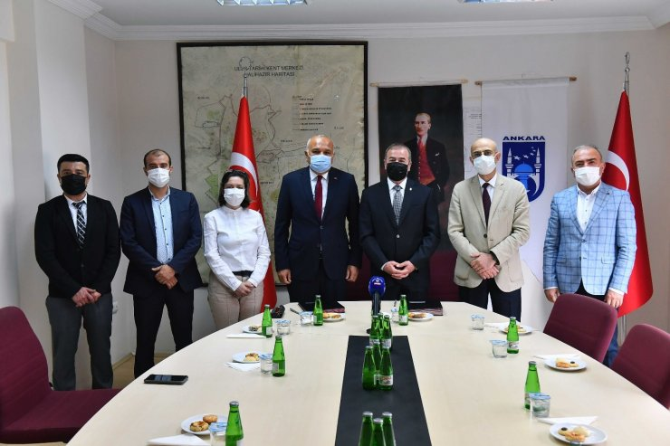 Ankara Büyükşehir Belediyesi, kültür varlıklarının korunması için harekete geçti