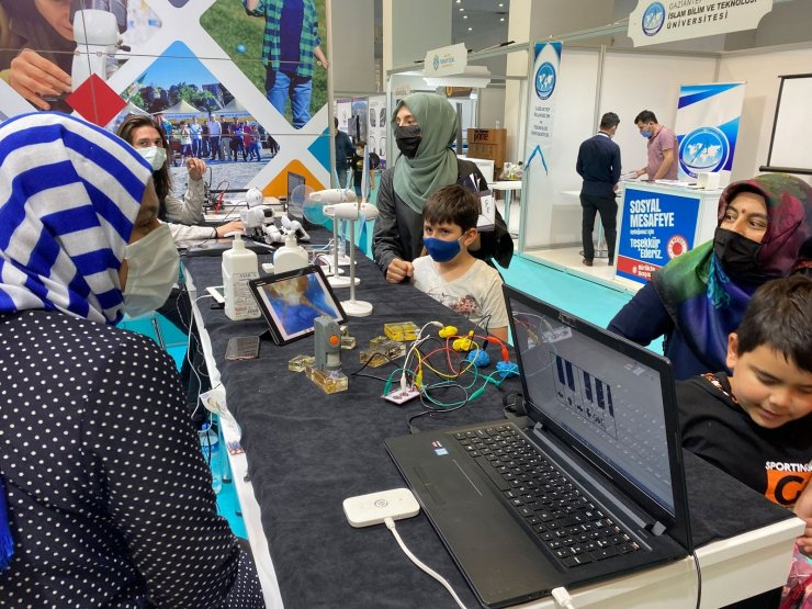 Konya Bilim Merkezi ulusal etkinliklerde bilim severlerle buluşuyor