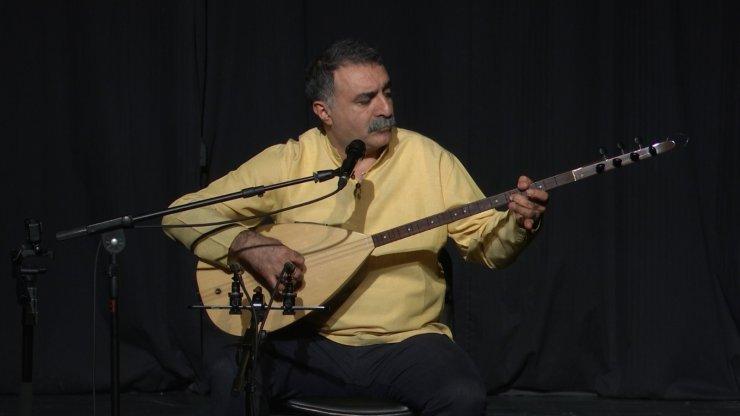Odunpazarı konserlerinin bu haftaki konuğu Erdal Erzincan