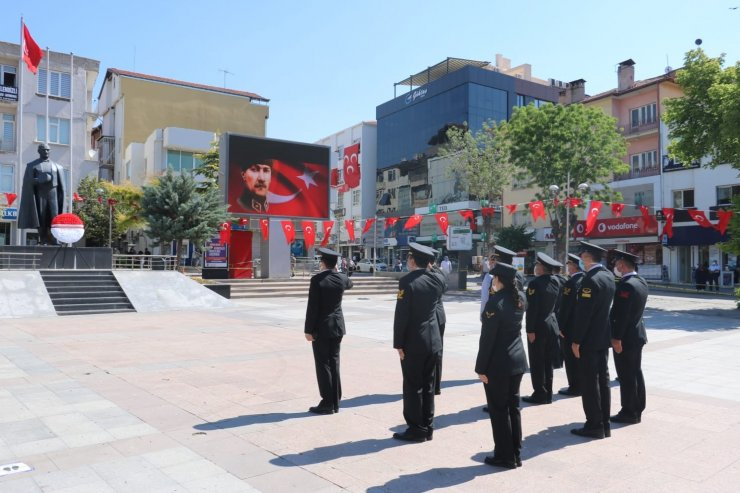 Aksaray'da Jandarma Teşkilatının 182. Kuruluş Yıldönümü kutlandı