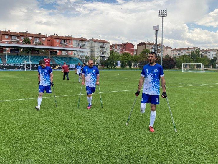 Anadolu Erciyes Engelliler Süper Lig'de kalmakta kararlı