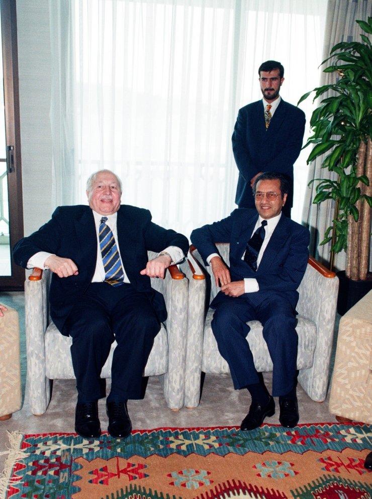 Erbakan Vakfı, Çırağan Sarayı'nda D-8 zirvesine ev sahipliği yapacak
