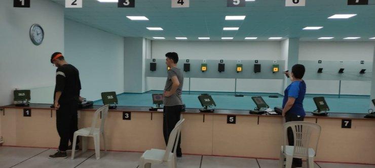Havalı ve ateşli silahlar 3. Lig yarışları tamamlandı