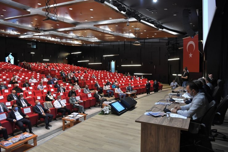 Büyükşehir Meclisi'nde 29 madde karara bağlandı