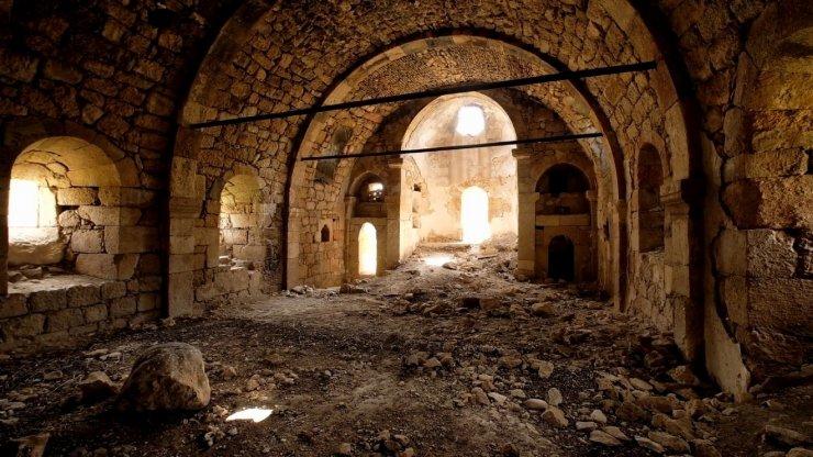 8 asırlık kilise turizme kazandırılmayı bekliyor