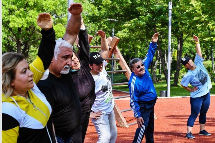 Ankaralılardan Büyükşehir'in spor çağrısına yoğun ilgi
