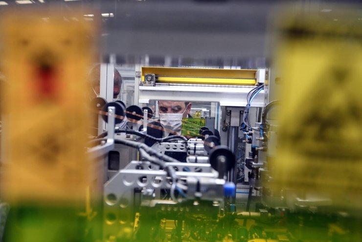 Hamle Programı'nda yer alan WAT Motor, ilk endüstriyel servo motor prototiplerini üretti