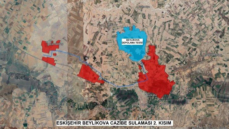 DSİ, Eskişehir'de iki alanda yaralı pompaj sulamaları ihalelerinin yapıldığını duyurdu