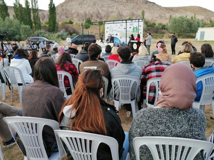 Aksaray'da Yunus Emre Yazarlık Kampı