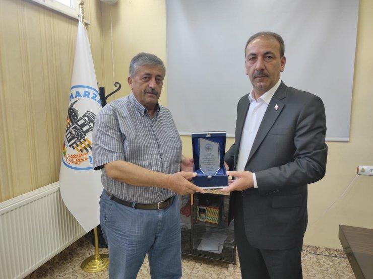 Tomarza Belediyespor Olağan Kongresi yapıldı