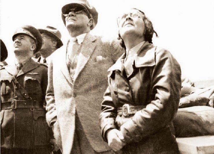 Başkan Ataç'tan Atatürk'ün Eskişehir'e ilk gelişinin 101'inci yıl dönümü mesajı
