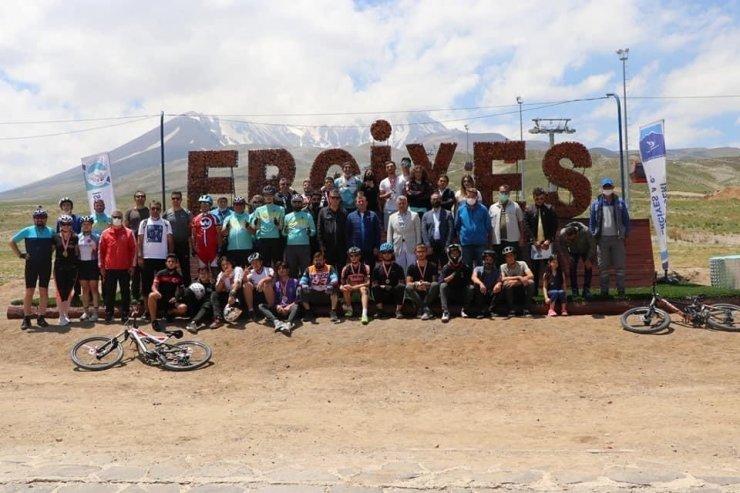 Erciyes Bike Park açılış oyunları ile başladı