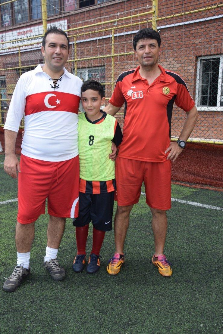 Babalar için özel maç