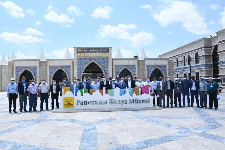"""Başkan Altay: """"Birlik beraberlik içinde şehrimizi huzurla yönetiyoruz"""""""