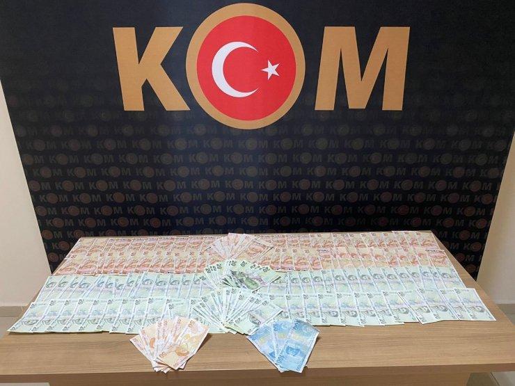 Nevşehir'de sahte çek ve sahte paradan 4 şüpheli yakalandı