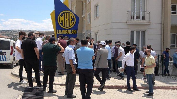 Kırıkkale'de MKE'nin yapısını değiştirecek yasa teklifine tepki