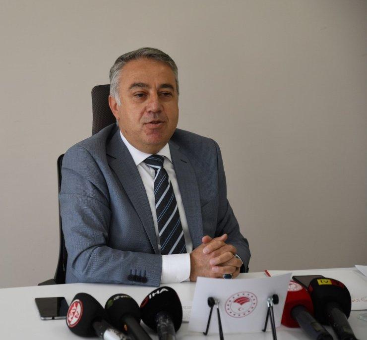 """Mustafa Şahin: """"İlk 6 ayda 272 milyon TL destekleme ödemesi yapıldı"""""""