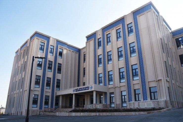 KMÜ'de tıp fakültesinin öğrenci kontenjanı arttırıldı