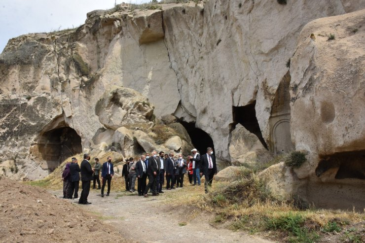 Ankara'nın yeraltı şehri gün yüzüne çıkıyor