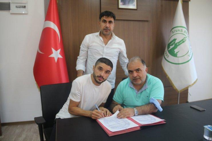 Sivas Belediyespor, İbrahim Yakup İnal'ı transfer etti
