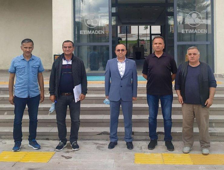 Kırka Boraks Spor Kulübü genel kurul toplantısı yaptı