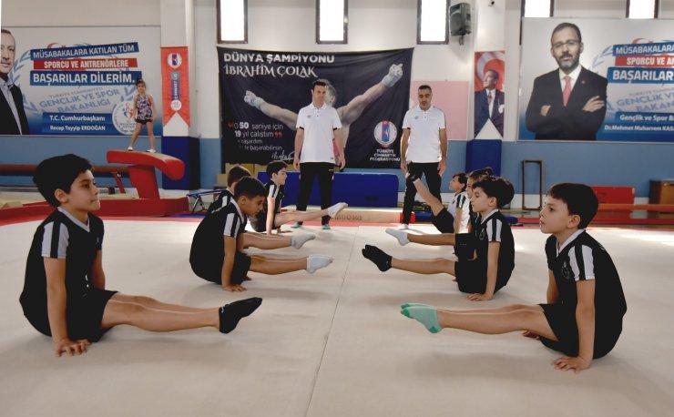 Karatay Yaz Spor Okulları ön kayıtları başladı