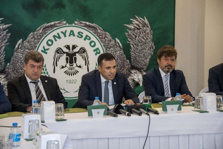 """Konyaspor Başkanı Fatih Özgökçen: """"Konya'nın gücünü birleştirirsek Konyaspor'u daha iyi yerlere taşırız"""""""