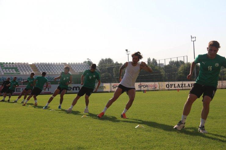 Sivas Belediyespor'un 1. etap kampı sona erdi