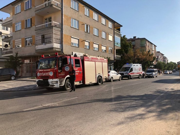 Zehirlenen 6 kişilik aile hastaneye kaldırıldı