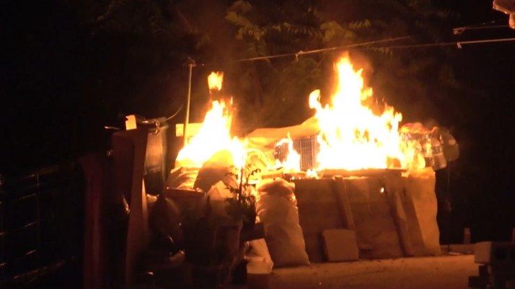 Kırıkkale'de tüp patladı: Bayram ziyaretine giden aile faciadan kıl payı kurtuldu