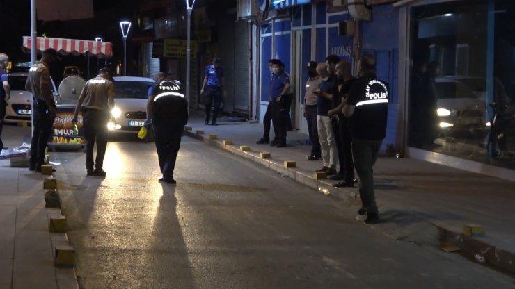 Kırıkkale'de silahlı kavga: 1 yaralı