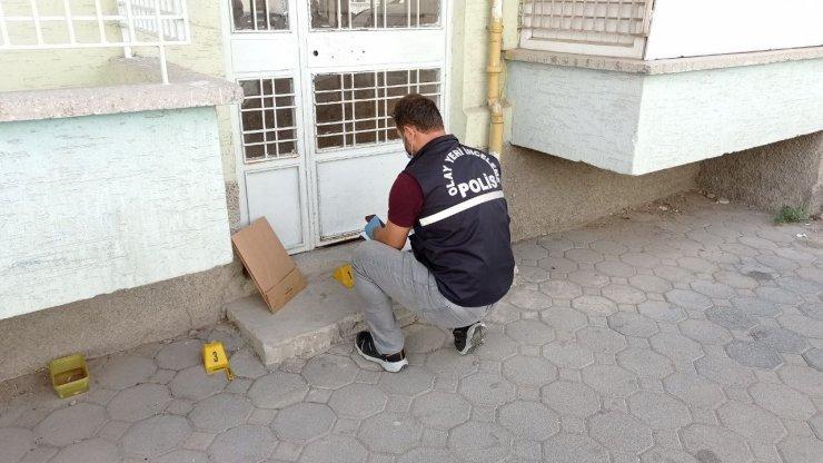 Sivas'ta silahlı kavga: 1 yaralı