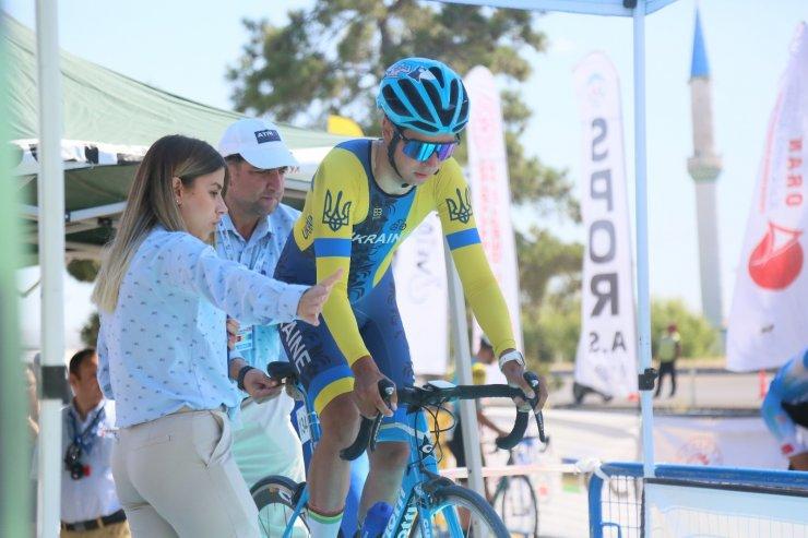 Velo Erciyes Minikler Bisiklet Yarışının 1. etabı tamamlandı