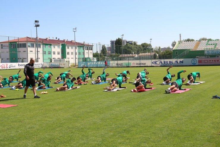 Sivas Belediyespor, sezona tempolu hazırlanıyor