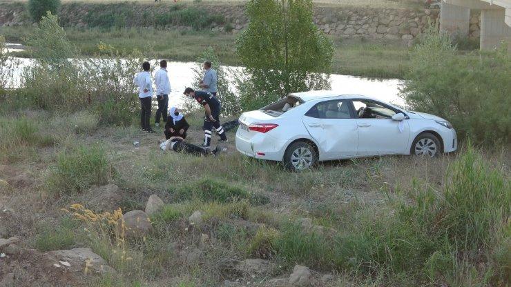 Düğün konvoyunda kaza: 3 yaralı