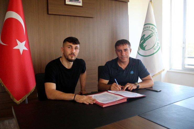 Sivas Belediyespor, Oğuzhan Bozkurt'u transfer etti