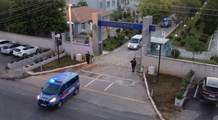 Aksaray'da jandarmadan suç örgütü operasyonu: 2 tutuklama