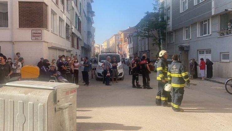 Eskişehir'de ev yangını korkuttu
