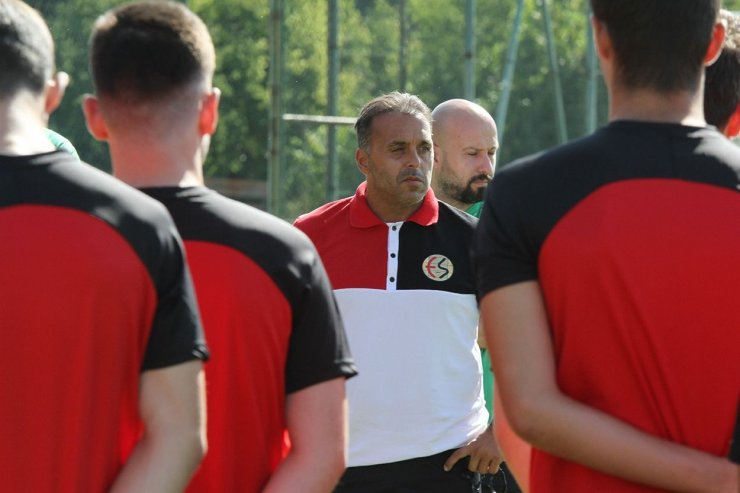 Eskişehirspor yeni sezon hazırlıklarına başladı