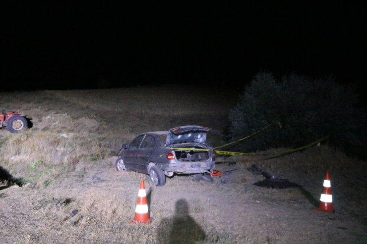 Yozgat'ta trafik kazası: 1 ölü, 2 yaralı