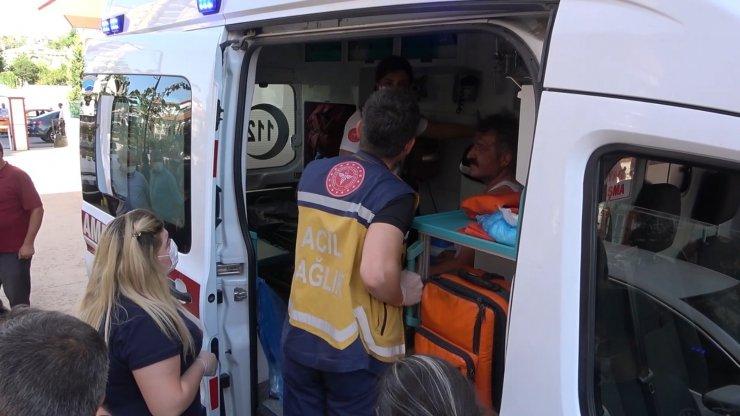 Kırıkkale'de patlayan buzdolabı evi yaktı