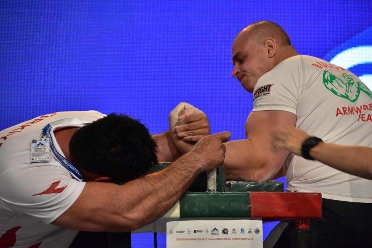 Meram'dan Türkiye Şampiyonasında altın madalya