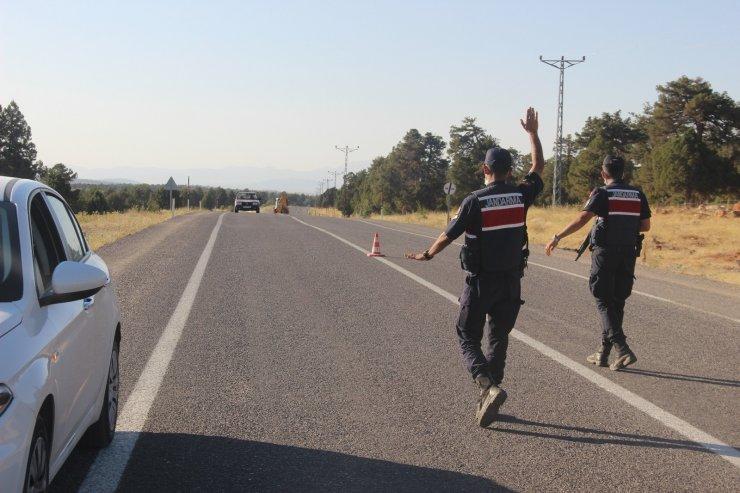 Konya'da 7 kişinin katil zanlısı arazide aranıyor