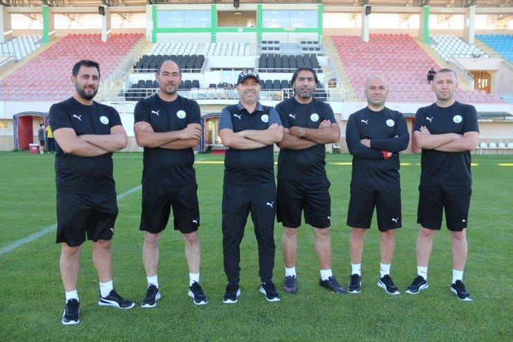 Sivas Belediyespor, Teknik Direktör Özer Karadaş'la sözleşme uzattı