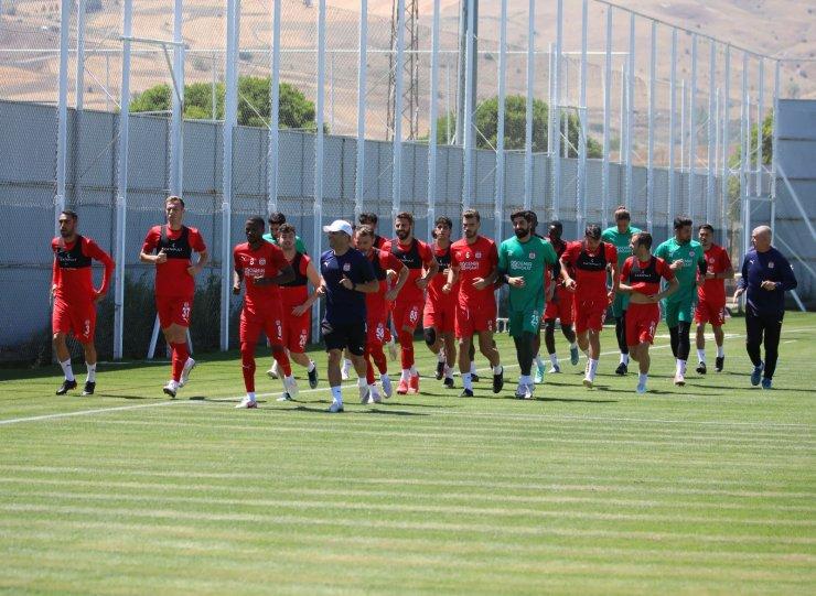 Sivasspor'da Dinamo Batumi hazırlıkları sürdü