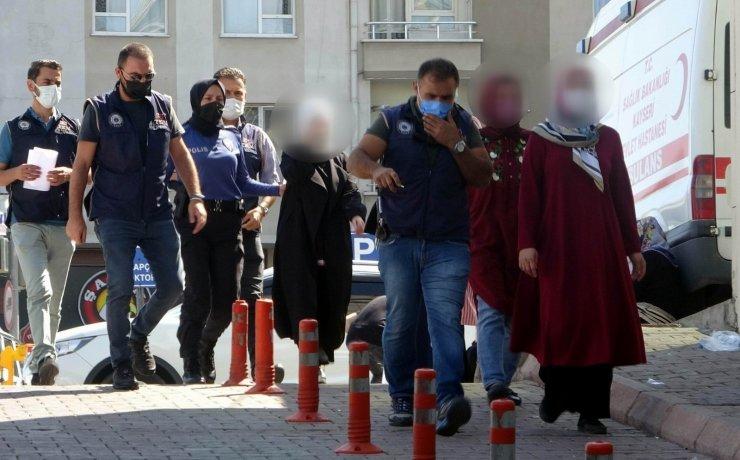 Kayseri'deki FETÖ operasyonunda 4 mahrem sorumlu gözaltına alındı