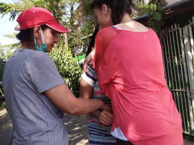 """Kedilere mama verirken kaybolan Dilan'ın annesi: """"Kaçırılma gibi bir durum yok"""""""